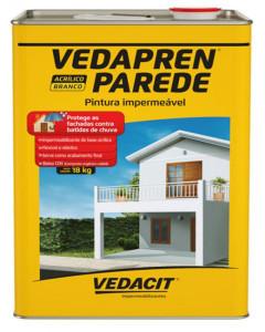 VEDAPREN  BRANCO BD 18 KG (venda GRANDE SP)
