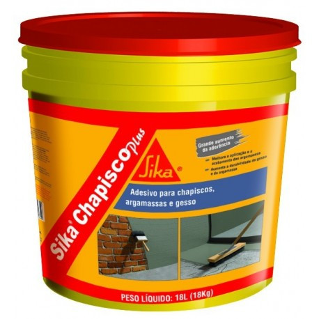 Sika Chapisco plus balde 18L