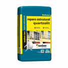 Reparo estrutural Quartzolit saco 20kg